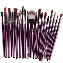 Clearance Deals Makeup Brush Set,ZYooh 2018 Professional Fas