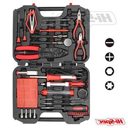 Hi-Spec 60 Piece Electronics Electrical Engineer Tool Kit wi