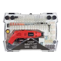 Stalwart Corded Rotary Tool and Accessories Kit – 190 Piec