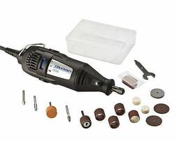 Corded Rotary Tool Kit With 15 Accessories 2 Speed Control L