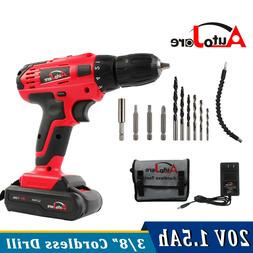 cordless drill set kit cordless drill with battery and charg