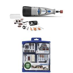 Dremel Cordless Rotary Tool Kit with All-Purpose Rotary Acce