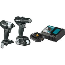 Makita CX200RB 18-Volt LXT Lithium-Ion Sub-Compact Brushless