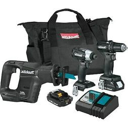 Makita CX300RB 18V LXT Lithium-Ion Sub-Compact Brushless 3-P
