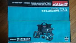 Makita CX300RB 18V LXT Lithium-Ion Sub-Compact Brushless 3 P