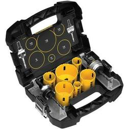 d180002 electrician hole saw kit
