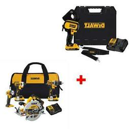 DEWALT-DCE150D1 20 V MAX* Cordless Cable Cutting Tool Kit