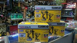 DEWALT DCK299D1T1 FLEXVOLT Lithium Ion Cordless Brushless Co
