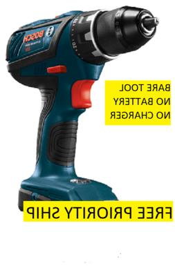 BOSCH DDS181A 18V Tough 1/2 In. Drill/Driver Kit  FREE PRIOR