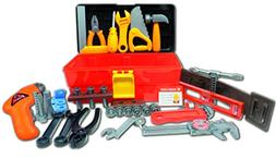 Deluxe Toy Tool Set For Toddlers TG668 – Fun Tool Box Kit