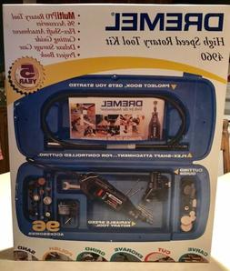Dremel High Speed Rotary Tool KIT 4960 MultiPro 96 Accessori