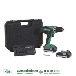 Hitachi DS18DGL 18-Volt Cordless Lithium-Ion 1/2 Inch Compac