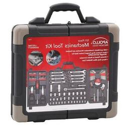 Apollo Tools DT0006 101 Piece Mechanics Tool Kit