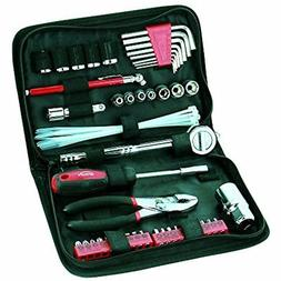 Apollo Tools DT9775 56 Piece Metric Auto Tool Kit in Compact