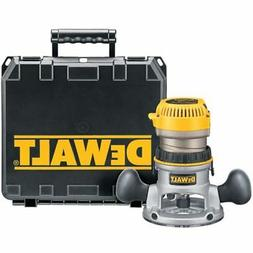 DEWALT-DW618K 2.25-HP Variable Speed Fixed Corded Router
