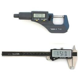 "iGaging Digital Electronic Micrometer 0-1""/0.00005"" and Cali"
