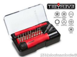 TEKTON 27-pc. Everybit? Precision Bit and Driver Kit
