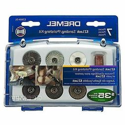 Dremel EZ684-01 EZ Lock Mini Sanding / Polishing Kit