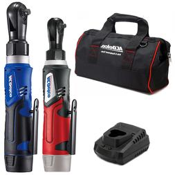 """ACDelco G12 series 12V 1/4"""" & 3/8"""" Ratchet Wrench Combo Tool"""
