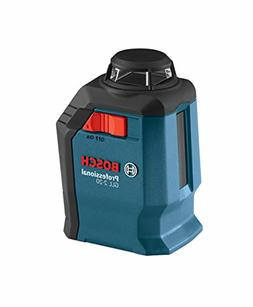 Bosch GLL 2-20 Self-Leveling 360 Degree Line and Cross Laser