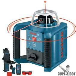 Bosch GRL300HVD Self-Leveling Rotary Laser with Layout Beam