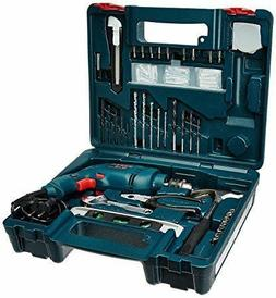 Bosch GSB 500W 10 RE Professional Tool Kit  FREE SHIPPING