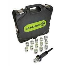 Solid and Stranded Stripping Bushing Kit, Greenlee, GTS-XHHW