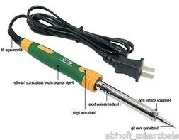 30W 110V Heat Pencil Tip Welding Solder Soldering Iron Kit E