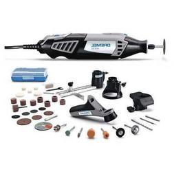 DREMEL 4000-4/34 High Perform Rotary Tool Kit,  4000-4/34""