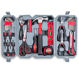 Hi-Spec 50 Piece Home Tool Set of Heavy Duty Hand Tools - Cl