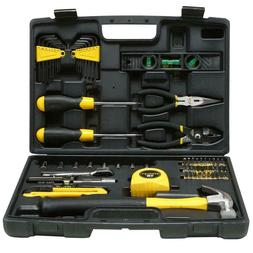 Home Tool Kit    Case Included Hand Tool Homeowners Sets