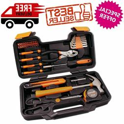 Home Tool Kit Set For Women General Household Repair 39-Piec