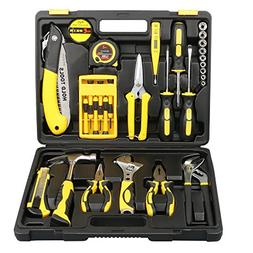 DOWELL 30 Pieces Homeowner Tool Set, Home Repair Hand Tool K