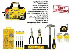 Stanley 38-PC Homeowners Tool Set Hand Tools Box Work Home O