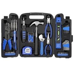 129 Piece Household Tool Set Home Repair With Hard Storage C