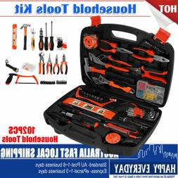 Household Tools Garden Home Tool Set Kit Box Repair Hard Cas
