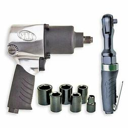 Ingersoll Rand 2317G Edge Series Air Impactool and Ratchet K