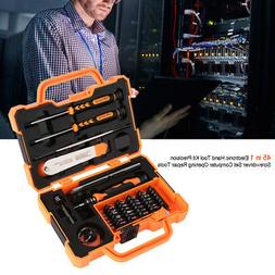 JM-8139 Electronic Hand Tool Kit Screwdriver Set Computer Op