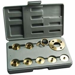 Kempston 99000 Rough Plumbing 10 Pcs Solid Brass Template Gu