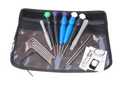 Silverhill Tools 20 Piece Tool Kit for Apple Products: iPad,