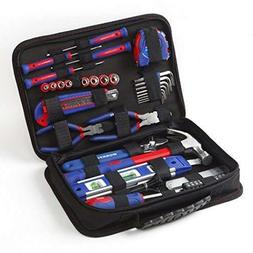 Kitchen Drawer Tool Kit 100 Piece with Easy Carrying Pouch D