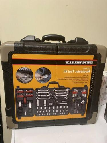 101 piece mechanics tool kit brand new