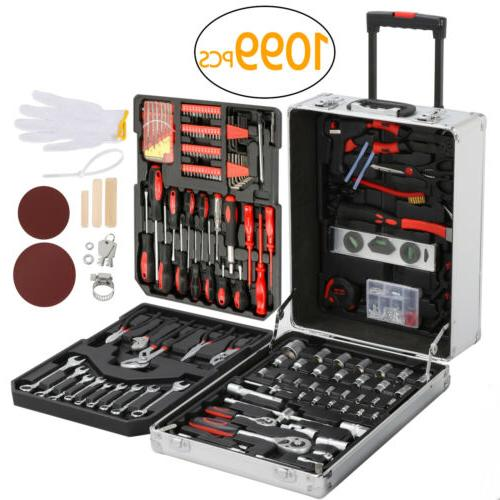 1099PCS Tool Mechanic Box Portable