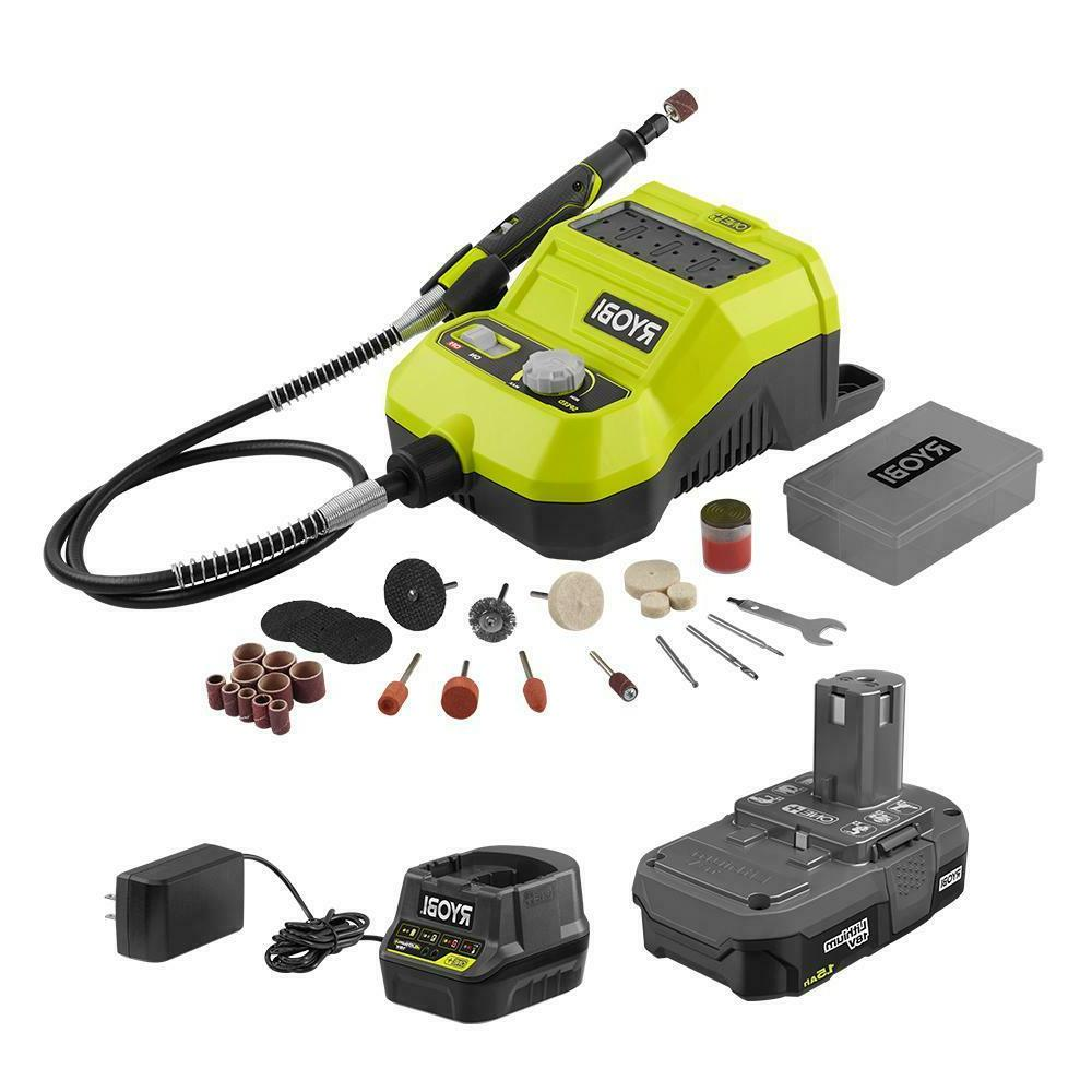 18 volt one lithium ion cordless rotary