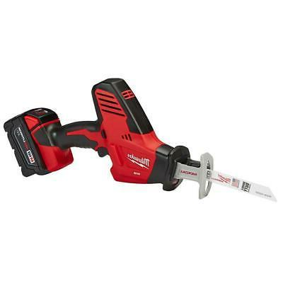 Milwaukee Lithium Cordless Combo Kit Tool Set 2 Batteries Charger