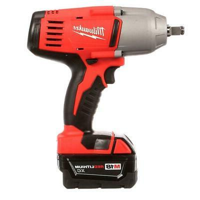 Milwaukee 18V Lithium Cordless Tool 2 Batteries Charger