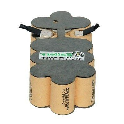 Porter 19.2V Battery 8830 KIT Compact 2.1Ah NiMH
