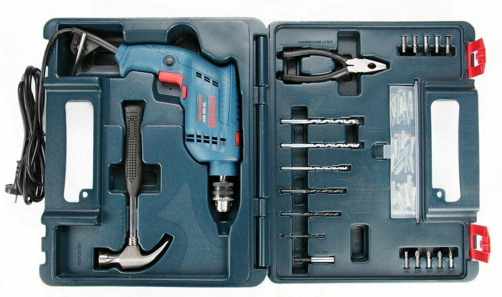 Bosch 2.607.002.790 All-in-One Metal Hand Tool Kit