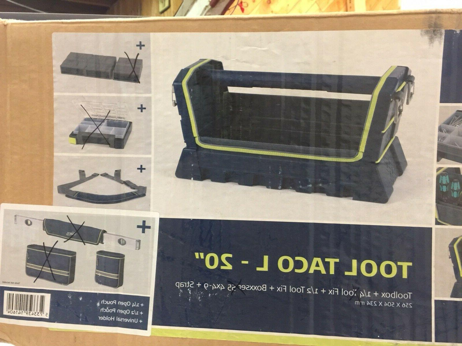 20 tool taco kit see pictures