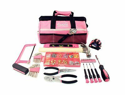 Apollo 201 Household Tool Kit a Pink